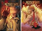KEYSER SOZE SCORCHED EARTH  Red 5 Comics (2017) #1 #2 Usual Suspects Prequel