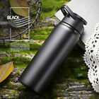 Stainless Steel Bottle Straight Drink Bicycle Travel Cold Kettle Water Bottle PG