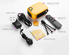Mini Portable Family LED Micro Mobile Phone Video Projector original projector