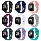 For Fitbit Versa 2 1/lite/se Watch Strap Replacement Silicone Sport Wrist Band