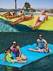 Kyпить Huge 7 Person Floating Oasis Foam Raft Lake Sea Water Pad Mat 15' x 6' 1,500 lbs на еВаy.соm