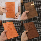 Leather Back Sketch Book Journal Notebook Account Handmade Diary Vintage Style