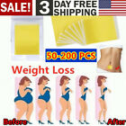 50-200Pcs Navel Stickers Slim Patchs Slimming Weight Loss Burning Fat Loss Patch $9.69 USD on eBay