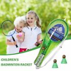 1 Pair Of Practical Badminton Rackets 2PC