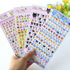 Craft Scrapbooking 3D Puffy Bubble Assorted Mini Animal Sticker Gift Party Favor