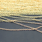 12pcs 50CM Silver Plated Link Necklace Chains With Lobster Clasps Jewellery Bulk