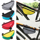 Accessories Triangle Bicycle Bag Bicycle Bags Front Package Bike Beam Pocket