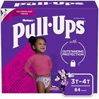Pull-Ups Girls' Learning Designs Training Pants, 3T-4T, 84 Ct