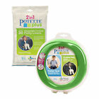 Potette Green Potty Training Bundle - 1 Potette + 30 Disposable Liners