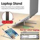 Laptop Stand Height Adjustable Aluminum Laptop Riser Holder to 17 inch