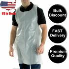 Disposable Salon Barber Gown BBQ Apron Hair Cutting Cloak Hairdressing Capes