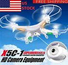 Syma X5C-1 Explorers 2.4Ghz 4CH RC Quadcopter Drone with HD Camera For KID KX