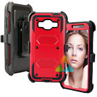 Case For Samsung Galaxy J3 V Sky Amp Express Prime Clip Screen Protector Holster