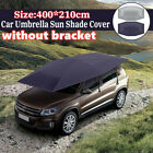 Universal Anti-uv Protection Remote Sunshade Car Umbrella Tent Roof Cover N0b2