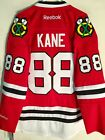 Reebok Premier NHL Jersey Chicago Blackhawks Patrick Kane Red sz M $11.5 USD on eBay