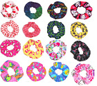 Hair Scrunchie Licensed Print Fabric Scrunchies by Sherry $88.75 AUD on eBay