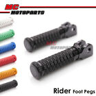CNC Front Rider Foot Pegs POLE For MV Agusta 1078RR Brutale 2008+