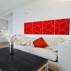 3d Wall Sticker Mirror Decal Diy Home Room Removable Art Mural Decor Cp