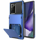 For Samsung Galaxy Note 20/20 Ultra 5G Case Cover With Card Wallet Holder Slot