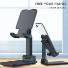 Universal Adjustable Tablet Stand Desktop Holder Mount Mobile Phone iPad iPhone
