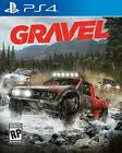 GRAVEL PS4! DIRT CROSS COUNTRY RACING CARS, OFF ROAD RACE, MUD WORLD