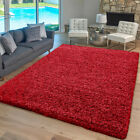 Thick Large Shaggy Rugs Non Slip Hallway Runner Rug Bedroom Living Room Carpet