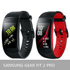 Samsung Galaxy Gear Fit 2 Pro Fitness Tracker SM-R365 Smartwatch Black and Red