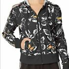 New Adidas Womens FARM Rio Butterfly Abstract Print Full Zip Track Jacket XS - L
