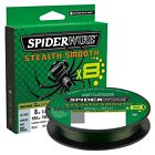 Spiderwire Stealth SMOOTH 8 Fishing Braid 300m - GREEN - All Breaking Strains
