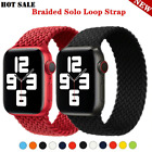 Kyпить Braided Solo Loop band Compatible for new 2020 Apple Watch 6 SE 5 40mm 38mm-44mm на еВаy.соm