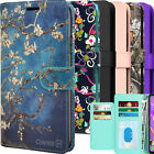 Wallet Phone Case for Apple iPhone 12/Mini/Pro/Pro Max Cover + Screen Protector