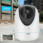 1080P WIFI Smart Camera Face Recognition Intercom Baby Monitor For Home Security