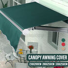 Garden Awning Canopy Patio Sun Shade Shelter Replacement Fabric Top