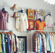70s 80s 90s Women's Vintage Clothing Lot Mystery Apparel Clothes Wholesale