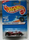 Hotwheels First editions New models 1995 upwards USA editions collectable Rare