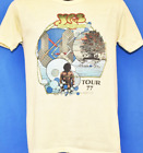 Rare! Vintage 1977 Yes Going For The One Concert Tour T-Shirt Men's S-5XL
