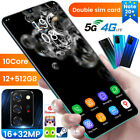 Android Note 20 Cheap Cell Phone 5G Unlocked Smartphone Dual SIM 10 Core New