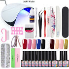 MAD DOLL Nail Art Soak Off UV Gel Polish Base Top Coat 36W Nail Dryer Lamp Kit