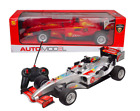 Remote Control Auto Model Racing Toy With Driver - F1 Kids Toys Play Xmas Gift