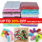 144pcs Mini Artificial Flowers Foam Rose Heads Home Wedding Party Decor Bouquet