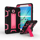 For Samsung Galaxy Tab E 8.0'' T377 T377v Heavy Duty Shockproof Stand Case Cover