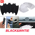 4pcs Auto Car Suv Door Handle Invisible Anti-scratch Protector Films Stickers