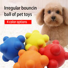 Indestructible Pet Dog Toy Solid Rubber Ball Training Chew Play Fetch Bite Toys