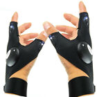 L+R LED Light Finger Lighting Gloves Auto Repair Outdoors Flashing Artifact US