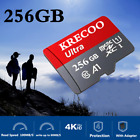 Micro Memory SD Card 256GB/128GB/64GB Flash TF HC 4K C10 for Phone Car Cameras