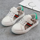 Children's sports shoes boys girls fashion white shoes baby kids training shoes