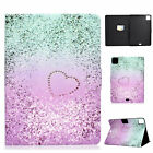 """For iPad Air 4th 10.9"""" 2020 Case Smart Shockproof Patterned Stand Leather Cover"""