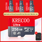 64GB 128GB 256GB Micro SD Card Class10 Flash TF Card with Adapter Fr Smartphones