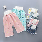 Comfy Children's Diaper Skirt Shorts Waterproof and Absorbent Shorts For Baby