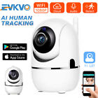HD 1080P WiFi Pan Tilt Zoom IP Camera Auto Tracking CCTV Baby Pet Monitor picture